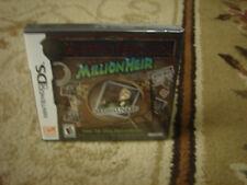 Mystery Case Files: MillionHeir  (Nintendo DS, 2008)