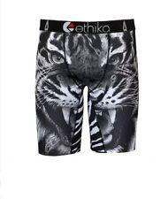 Tiger Man Ethika Staple Long Boxer Underwear Sports legging Pants S/M/L/XL/XXL