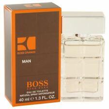 100% Authentic Boss Orange Cologne By Hugo Boss EDT Spray 1.4 /2 /3.4 Oz Cologne