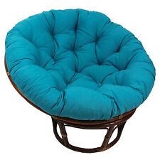 44-inch Solid Twill Papasan Cushion (Fits 42-inch Papasan Frame)