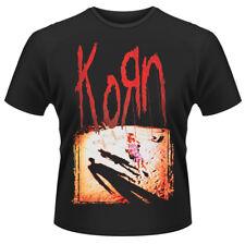Korn 'Korn' T-Shirt - NEW & OFFICIAL!