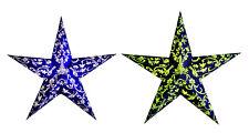 Estrella de papel Luz Navidad Decoración lichtstern fensterstern