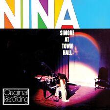 Nina Simone - Nina Simone At Town Hall CD