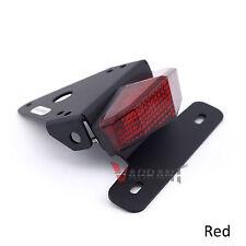 LED Brake Lights License Plate Holder Fender Eliminator For Suzuki DRZ400 SM