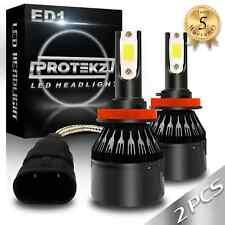 Protekz LED Light Bulbs Kit 9005 9006 893 H11 For 2000-2013 Chevrolet Impala