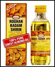 Hamdard Roghan Badam Shirin 100% Pure Sweet Almond Oil For Hair & Healthy Skin