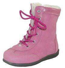 Zecchino d'Oro N3-390 2684 Lammfell Stiefel Boots Leder Budapester 22-26 Neu