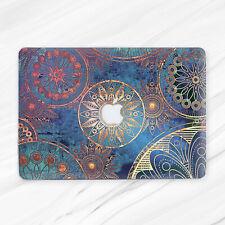Colorful Henna Mandala Design Hard Case Cover Macbook Pro Air Retina 11 12 13 15