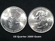 US State Quarter 2009 Guam  (D)