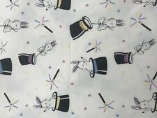 Material de la tela de algodón Jersey UV Cambio De Color Luz Sol reactivas conejo mágico