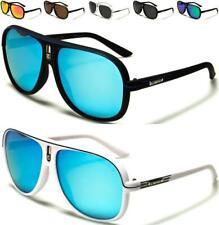 Nuevo Negro Polarizado Gafas De Sol Para Hombres Damas Grande Diseñador Aviadoras Retro de conducción