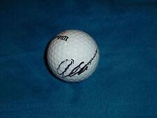 Anthony Kim Hand Signed Wilson Golf Ball PGA