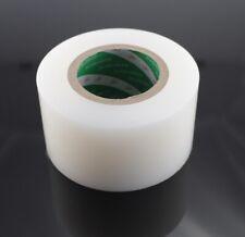 Rollo de Cinta  PE Transparente Limpiador de Pantallas 8 cm ancho 150 metros de