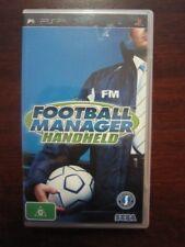 Playstation PSP GAME - FOOTBALL MANAGER HANDHELD