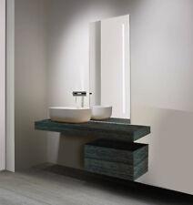 Mensola Sospesa per Lavabo Design moderno L 100 cm,compra dal produttore!