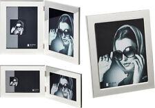 Emily Fotorahmen und Doppelrahmen versilbert