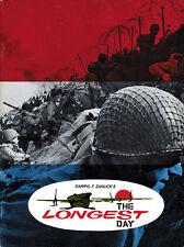 The Longest Day (1962) John Wayne movie poster print 2