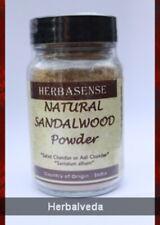 Herbasense Sandalwood Powder (Mysore) - 100% Pure & Natural - Chandan