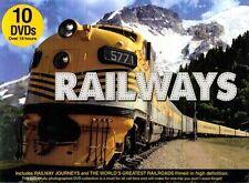 Railways, , New DVD, None, None