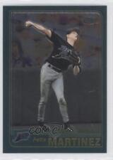 2001 Topps Chrome #437 Felix Martinez Tampa Bay Rays Baseball Card