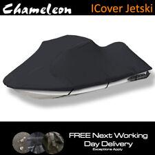 Jet-Ski Protective Heavy Duty Outdoor Waterproof Cover + Strap + Elastic Hem