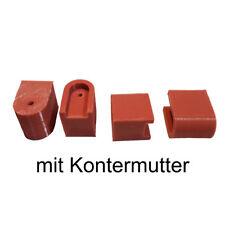 Silikonpuffer, Silikondämpfer für Anet A6, Prusa i3, CTC u. baugl. 3D-Drucker