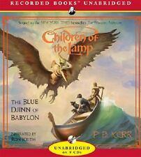 The Blue Djinn of Babylon No. 2 by P. B. Kerr (2005, CD)
