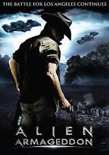 DVD Alien Armageddon NEW SEALED