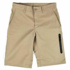 Nike Men's Twill Terrain Shorts - Camel