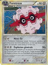 "Carte Pokemon "" FORETRESS "" Niveau 1 Indomptable PV 90 3/90 RARE HOLO"