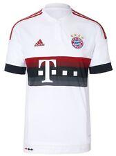 * camiseta adidas fc bayern munich away 2015-2016 [164 hasta XXL] Alemania. FCB *