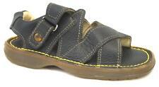 DR MARTENS scarpe bambino sandali 6n57 BLACK ORIGINALE Doc