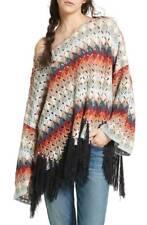 NWT Free People Nadia's poncho Retail: $198