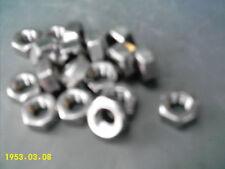 Paquete De 10 Tuercas de acero inoxidable 8-32 UNC