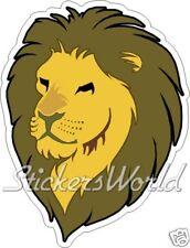 León Leo, Big Cat, Wild-Vinilo Sticker, Decal Gráfico