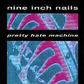 Nine Inch Nails - Pretty Hate Machine (1991) CD