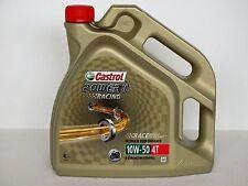 Motoröl Motorrad Castrol Power1 Premium SAE10W50 4T JASO MA-2, API SL, 1-5 Liter