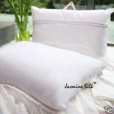 Jasmine Silk Luxury 100% silk pillow Mulberry Silk Filled Pillow King 50x90cm