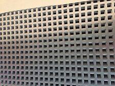 Alu Lochblech Aluminium 1000 mm x Ihre Wunschlänge x 1,5mm (Qg 10-15) Neu