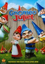 Gnomeo & Juliet (DVD, 2011) Disney / Touchstone Film