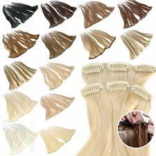 100% Remy Echthaar Haarverlängerung Clip In Extensions 40 45 60 cm 13 Tressen