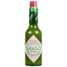 TABASCO 2 oz. Green Pepper Hot Sauce (select quantity)