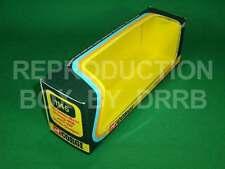 Corgi. #1145 Merc. Benz Unimog w. Gooseneck Dumper - Reproduction Box by DRRB