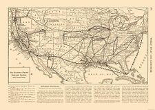 Southern Pacific Railroad - Reynold 1921 - 32.67 x 23