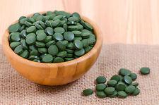 Chlorella Tabs Presslinge Tabletten Alge Algen Mikroalgen 100% rein