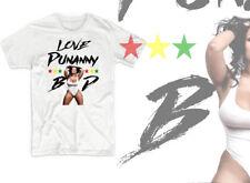 Reggae T-Shirt Dancehall Stylee Poom Poom Shots Ninja Man, Alkaline, Nicki Minaj