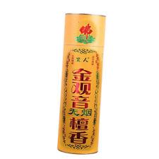 400 pcs bâtonnets boîte sans fumée oriental bouddhiste bois de santal