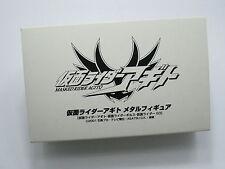 Masked Kamen Rider Agito Gills G-3 Metal Figure Set Japan Bandai Rare