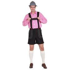 Seppelhose schwarze Sepplhose Lederhose kurz Trachtenhose Herren Hose Bayernhose