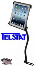 "No Drill Seat RAM Mount for iPad, iPad Mini,  7"" Tablets, iPhone 5, 6, 6Plus,"